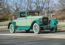 1927 Pierce-Arrow Series 36 Judkins Coupe (No Reserve)