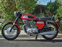 1969 BSA Rocket III (No Reserve) Completely Restored to Concours Standards/Multiple Award Winner