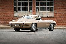 1963 Chevrolet Corvette Z06 'Tanker' 'Split-Window' Coupe