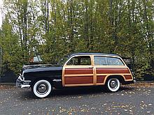 1950 Ford Custom DeLuxe Station Wagon (No Reserve)