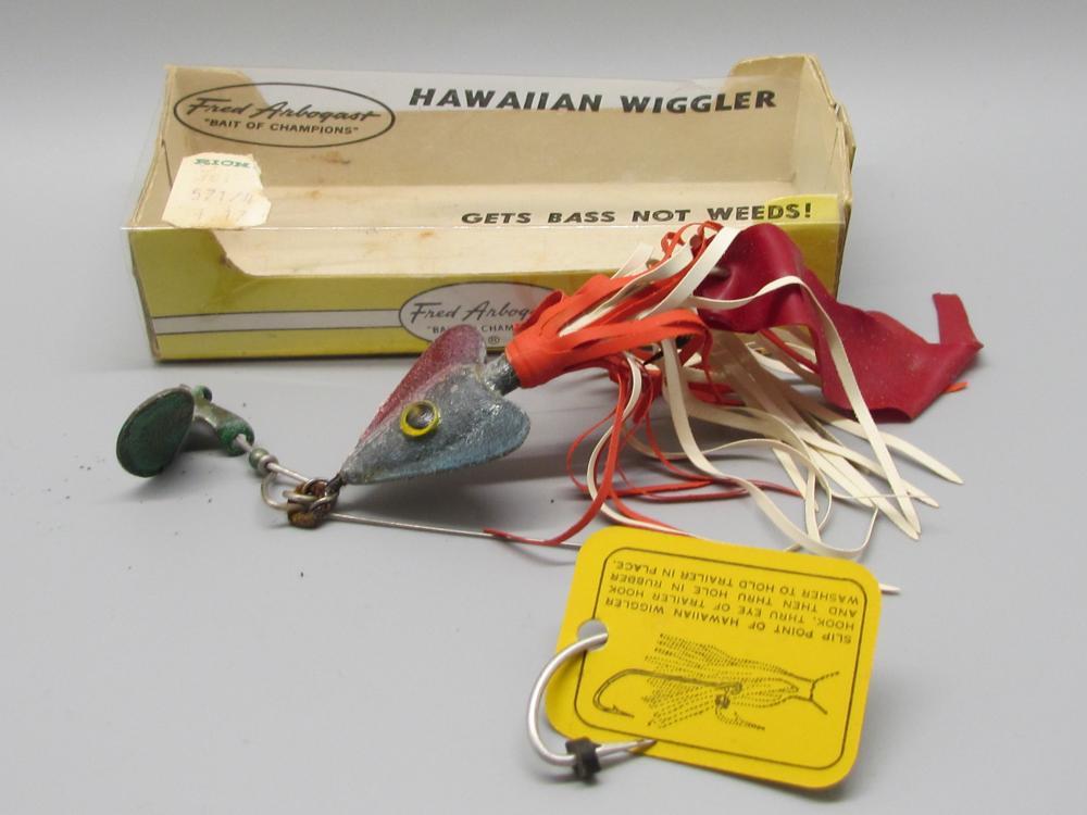 Vintage Hawaiian Wiggler