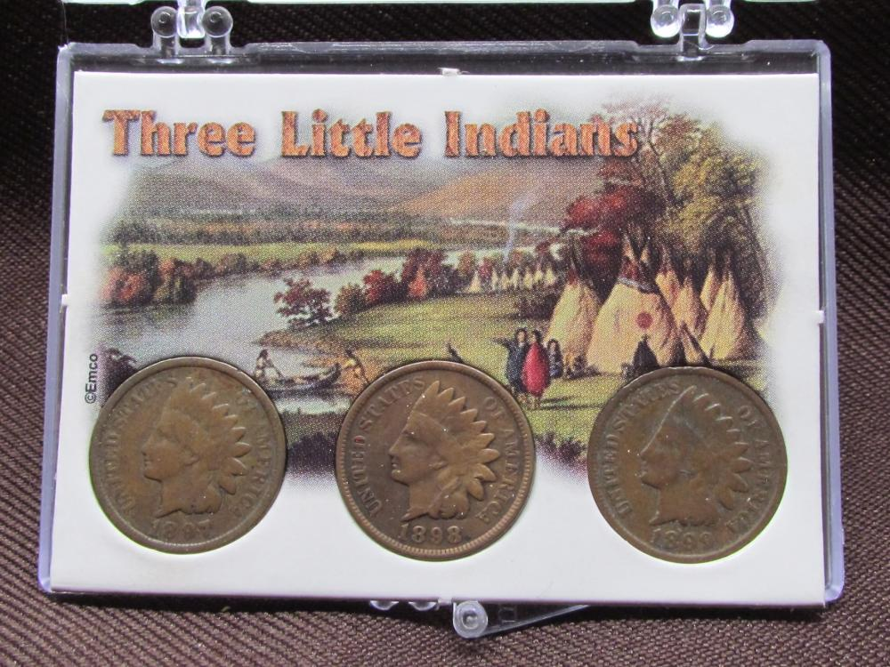 3 Little Indians