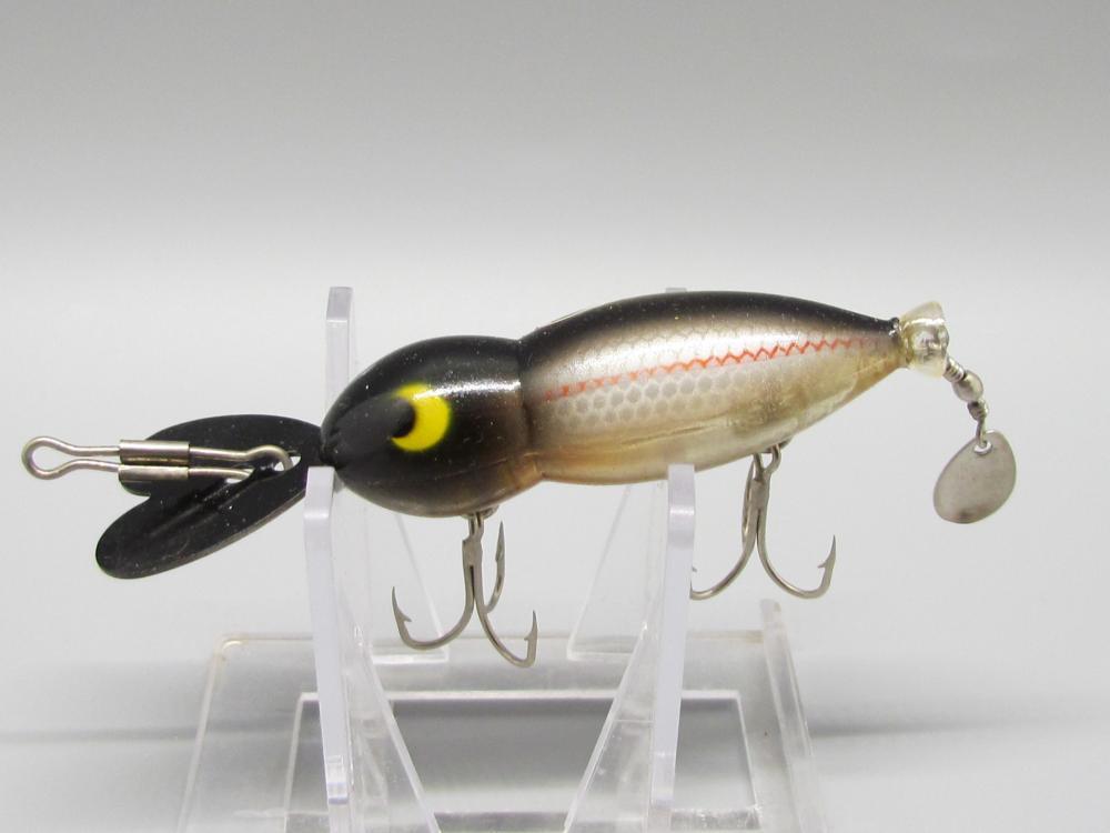 Vintage Hellbender Fishing Lure