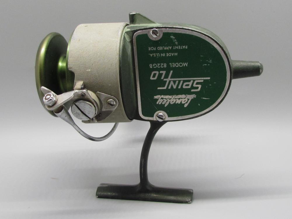 Vintage LANGLEY Fishing Reel