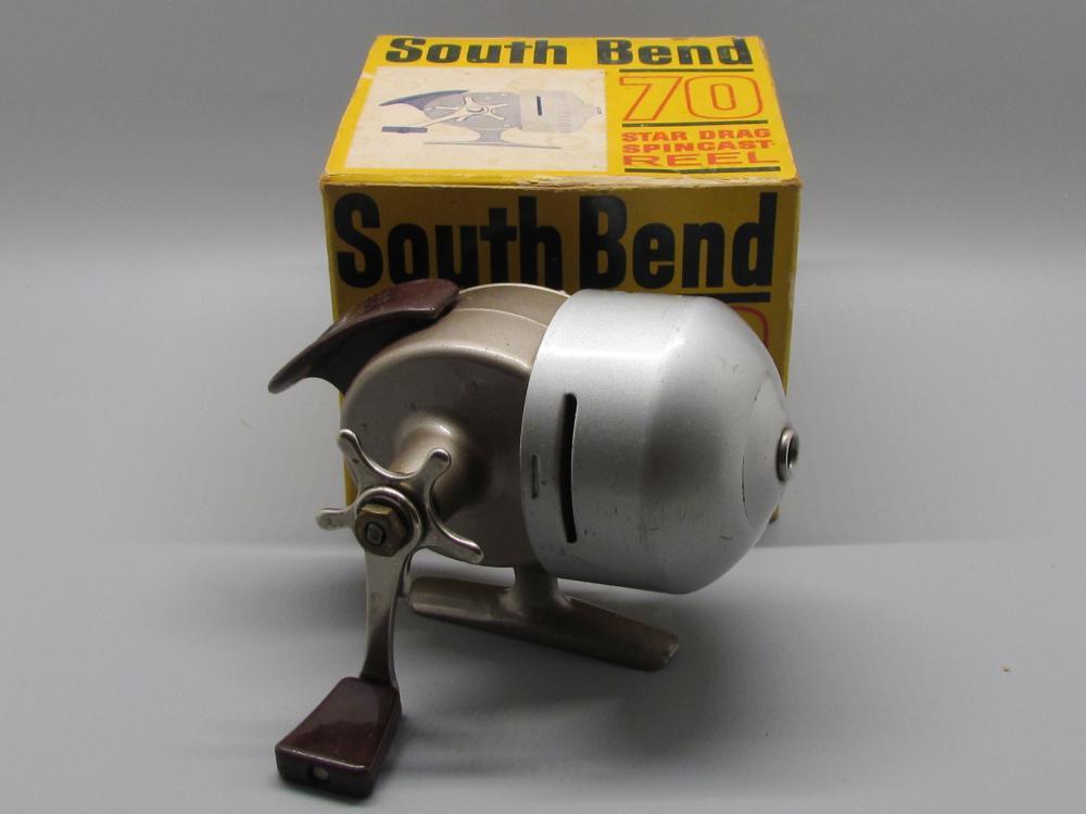 Vintage South Bend Fishing Reel