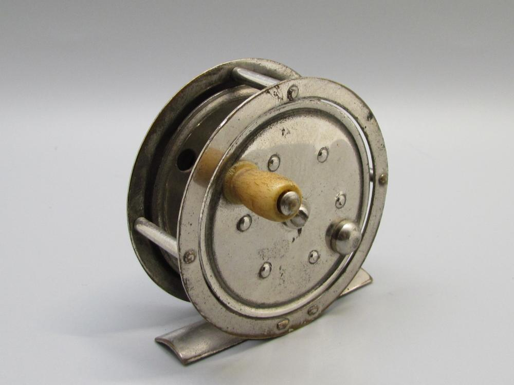 Vintage Unknown Fly Fishing Reel