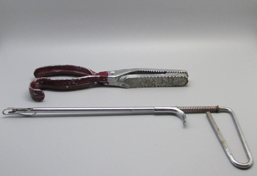 Vintage Fish Grabber and Hook Extractor