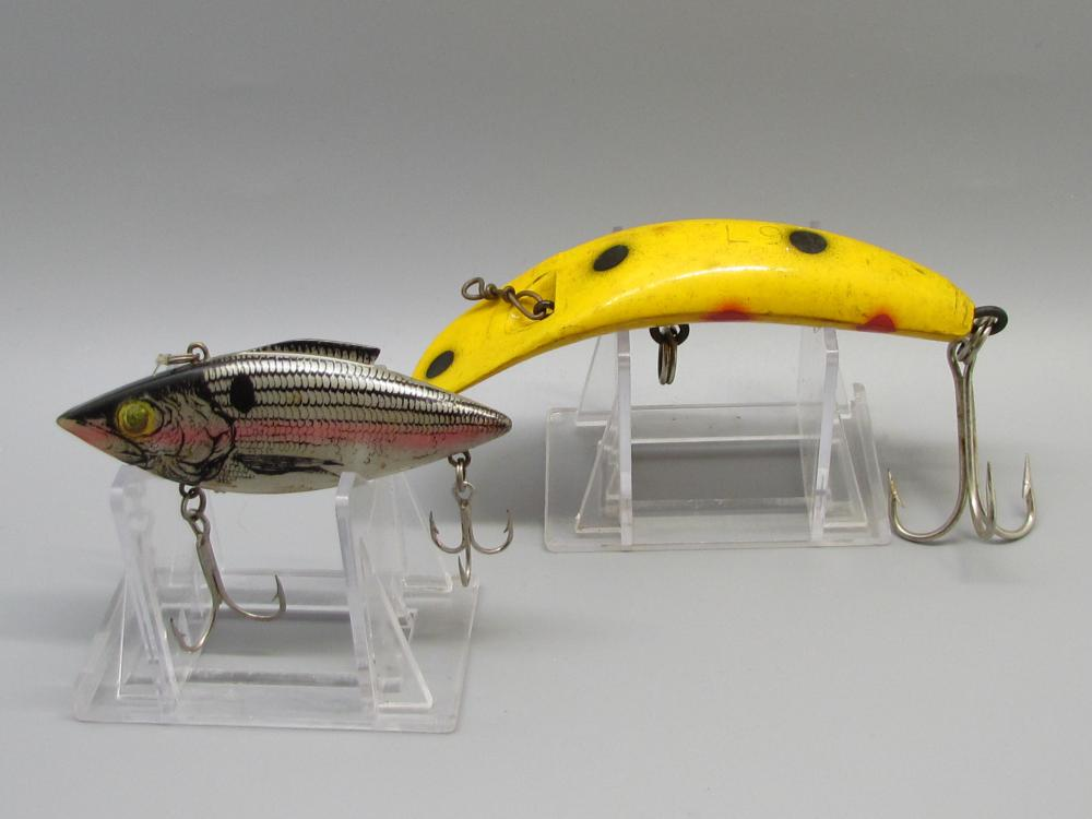 Two Fishing Lures