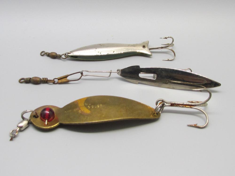Two Vintage Fishing Lures