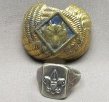 Boys Scout Memorabilia