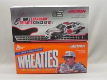 Dale Earnhardt Nascar Boxes empty