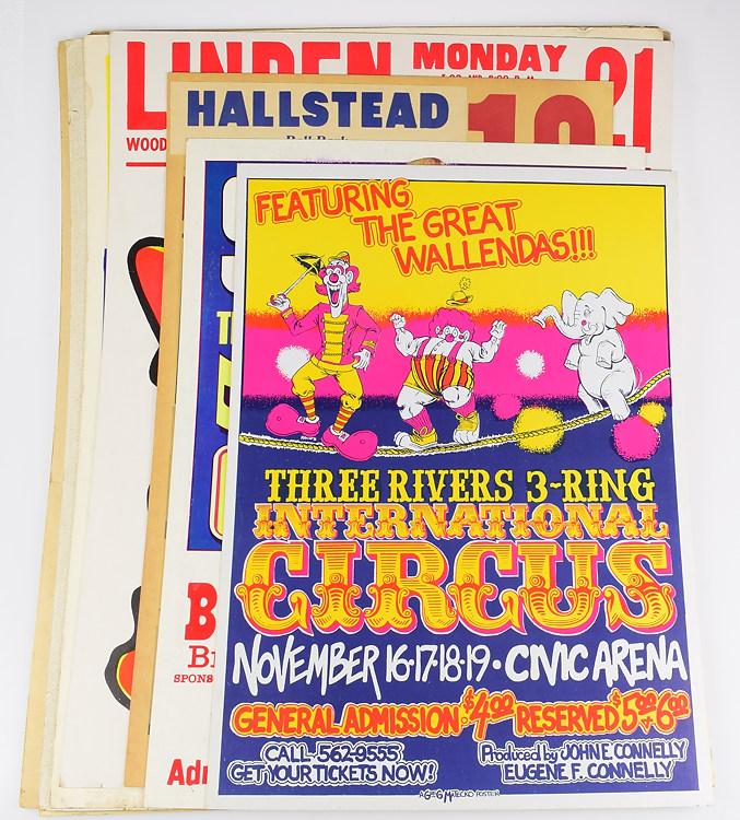 12pcs Beers Barnes Circus Vintage Amp Collectible Circus Amp Car