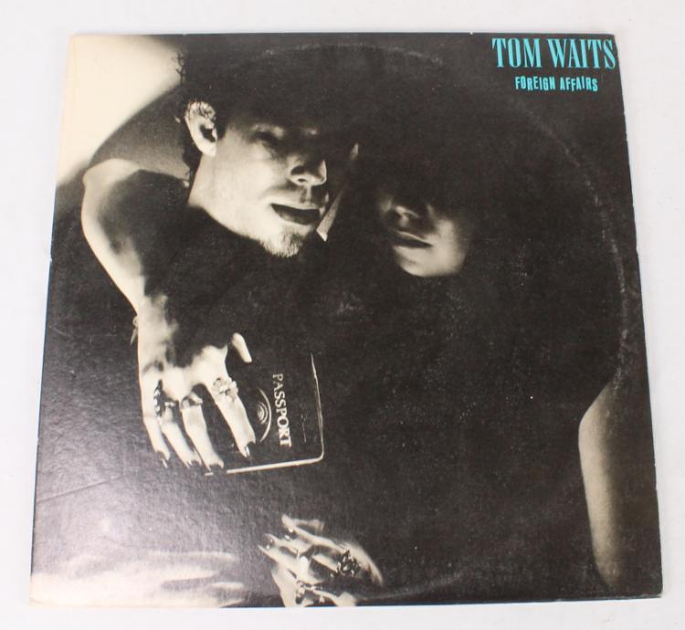 4pcs Classic Rock Vinyl Tom Waits Vintage Nighthawks At The