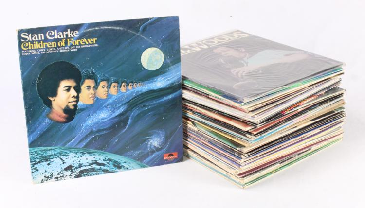 46pcs Vinyl Vintage Records Jazz Grover Washington Jr Sonny