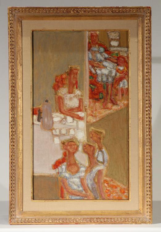 Oil On Canvas Painting HARRY SEFARBI 31
