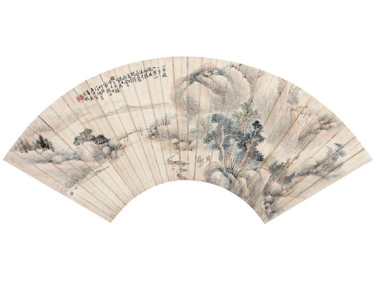 Xu Zhen (1841-1915) with the piano Hanshan