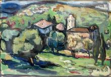 Miron Sima (Israeli - German, 1902-1999)