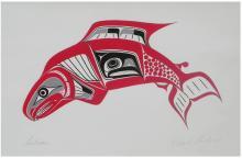 Richard Shorty (Canadian First Nation artist from Yukon, b. 1959)