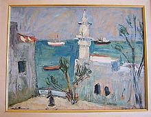 Yehuda Wallersteiner (1915-2004), Israeli - German