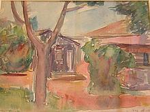 Zvi Shorr (1898-1979), Israeli