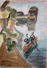 Shimshon Holzman (1907-1986), Israeli