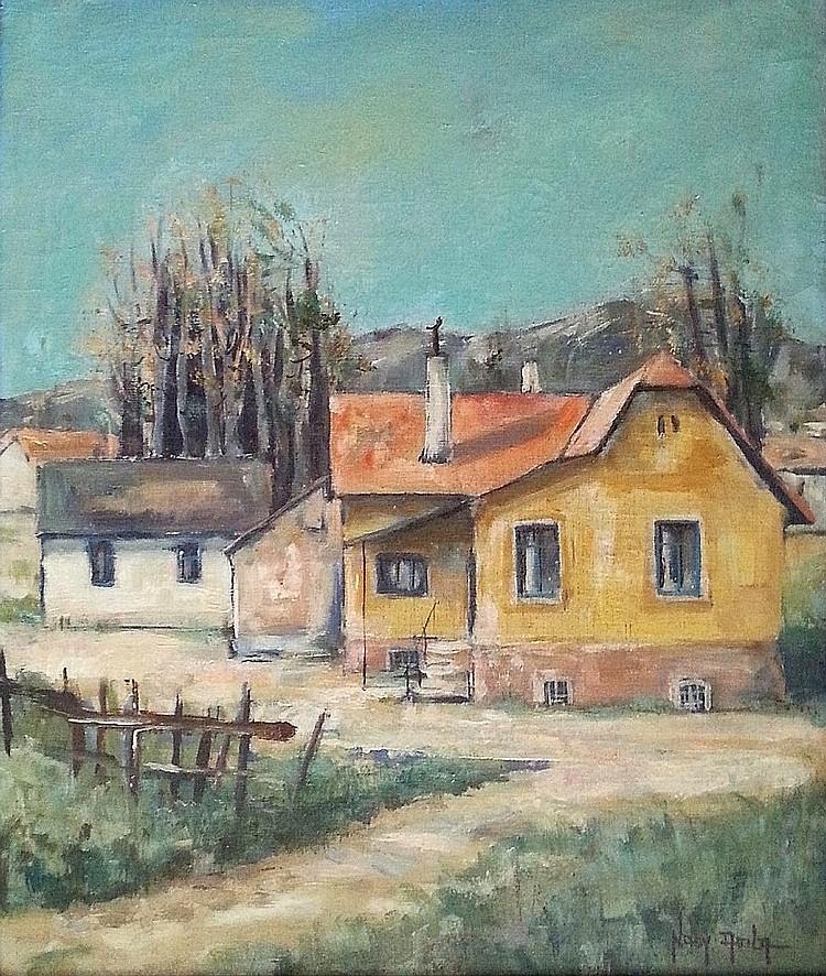 Nagy Attila (Hungarian, b. 1928)
