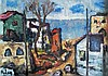 Jehuda (Istvan) Rodan (Israeli - Romanian, 1916-1985), Jehuda Rodan, Click for value