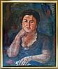Genia Berger (Israeli, 1907-2000), Genia Berger, Click for value