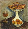 Yosef (Joseph)Constant (French - Israeli, 1892-1969), Joseph Constantinovsky, $280