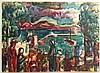 Aharon Giladi (Israeli - Russian, 1907-1993), Aharon Giladi, $150