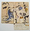 Niki de Saint Phalle(French, 1930-2002) & Jean Tinguely(Swiss, 1925-1991), Jean Tinguely, $1,500