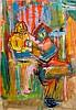Richard Bilan (Polish - French - Israeli, b. 1946), Richard Bilan, Click for value