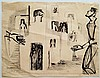 Shraga Weil ( Israeli - Czech, 1918-2009), Shraga Weil, $150