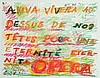 Edouard Léon Théodore Mesens (Belgian, 1903-1971), E.L.T. Mesens, $480