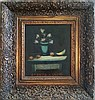 Avraham Goldberg (Israeli, 1906-1980). Still life. Oil on board. 17 x 15 cm. Signed., Avraham Goldberg, Click for value