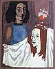Miron Sima (Israeli - German, 1902-1999), Miron Sima, $180