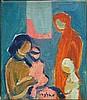 Aharon Giladi (Israeli - Russian, 1907-1993), Aharon Giladi, $60