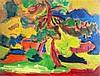 Shimshon Holzman (Israeli, 1907-1986), Shimshon Holzman, $200