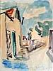 Shimshon Holzman (Israeli, 1907-1986), Shimshon Holzman, $50