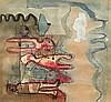 Michael Druks (Israeli - British, born 1940), Michael Druks, $700
