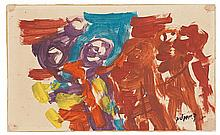 David Meshulam (Israeli - Bulgarian, 1930-1987),