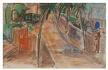 Raphael Mohar (Israeli, 1906-1962)
