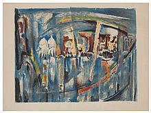Isaac Frenel (Fraenkel) (Israeli-Russian, 1899-1981)