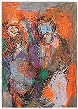 Alisa Nahor (Israeli - German,1915-1987)