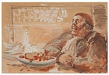Avinoam Kosovsky (Israeli, b. 1949)