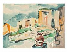 Mordechai Avniel ( Israeli - Russian, 1900-1990)