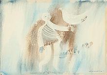 Arie (Leo) Flatau (Israeli - Chiliean, 1925=2010)