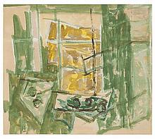 Chaim Kiewe (Israeli - German,1912-1983)