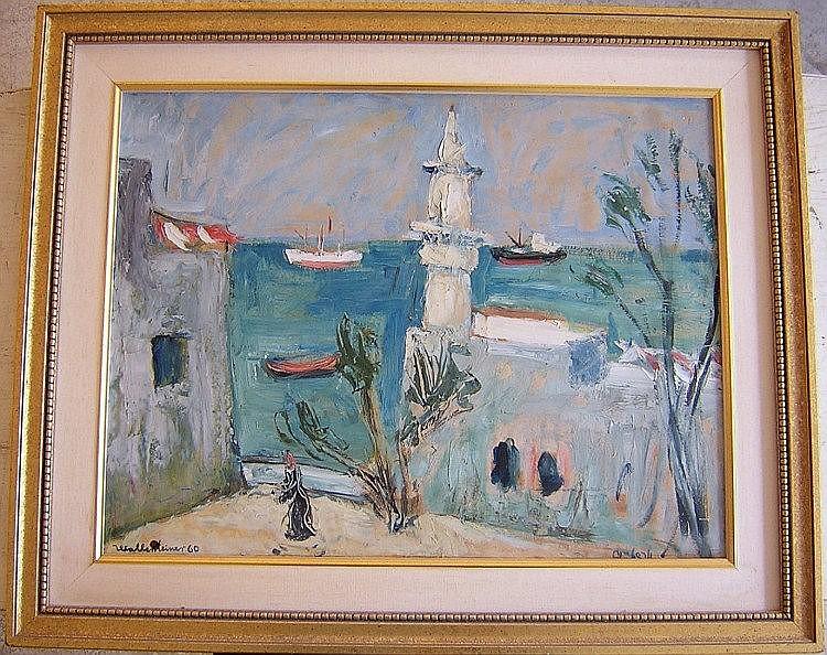 Yehuda Wallersteiner (Israeli - German, 1915-2004)