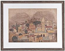 Avraham Azmon (Israeli, 1917-2008)